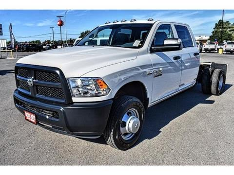 2017 RAM Ram Chassis 3500 for sale in Andrews TX