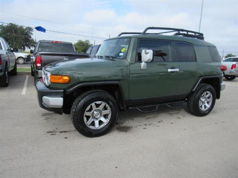 2014 Toyota FJ Cruiser for sale in Andrews TX