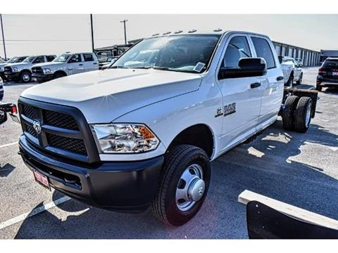 2018 RAM Ram Chassis 3500 for sale in Andrews, TX