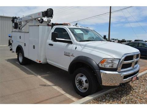 2016 RAM Ram Chassis 5500 for sale in Andrews, TX