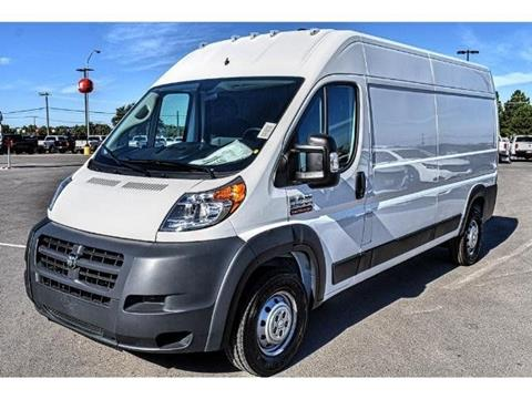2017 RAM ProMaster Cargo for sale in Andrews TX