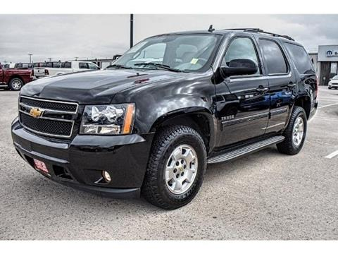 2014 Chevrolet Tahoe for sale in Andrews, TX