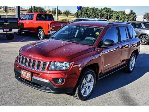 2016 Jeep Compass for sale in Andrews, TX