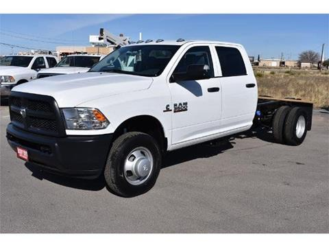 2017 RAM Ram Chassis 3500 for sale in Andrews, TX