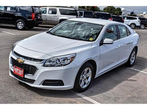 2016 Chevrolet Malibu Limited for sale in Andrews TX