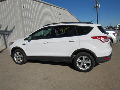2014 Ford Escape for sale in Andrews TX