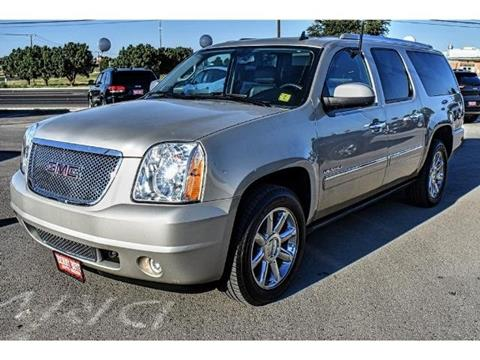 2013 GMC Yukon XL for sale in Andrews TX