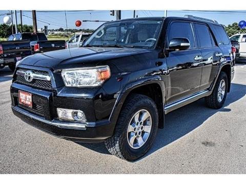 2011 Toyota 4Runner for sale in Andrews, TX