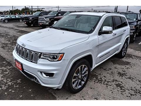 2018 Jeep Grand Cherokee for sale in Andrews, TX