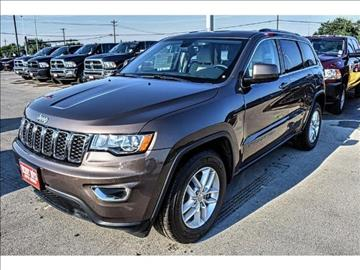 2017 Jeep Grand Cherokee for sale in Andrews, TX