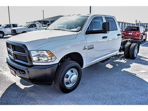 2018 RAM Ram Chassis 3500 for sale in Andrews TX