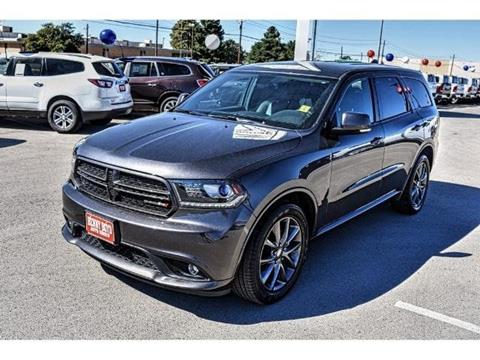 2017 Dodge Durango for sale in Andrews TX