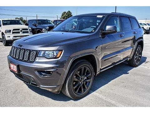 2018 Jeep Grand Cherokee for sale in Andrews TX