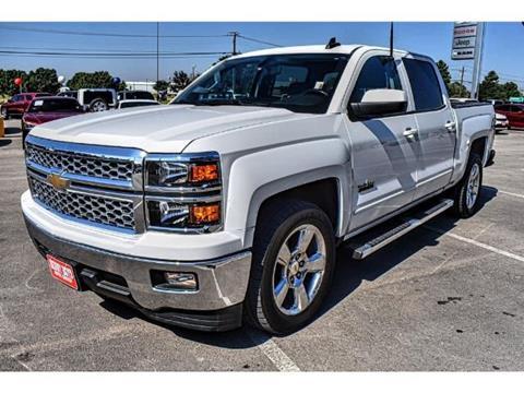 2015 Chevrolet Silverado 1500 for sale in Andrews TX