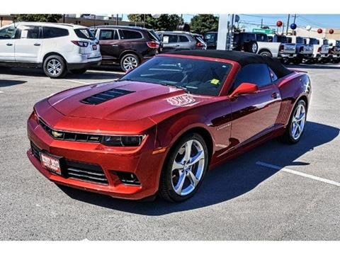 2015 Chevrolet Camaro for sale in Andrews TX