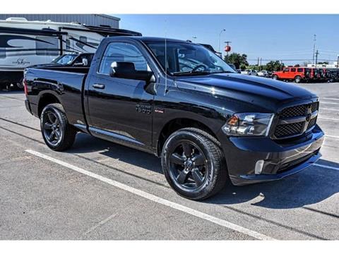 2017 RAM Ram Pickup 1500 for sale in Andrews TX