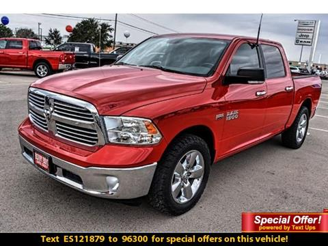 2014 RAM Ram Pickup 1500 for sale in Andrews, TX