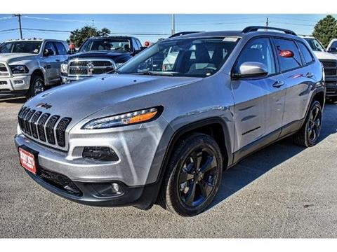 2018 Jeep Cherokee for sale in Andrews, TX