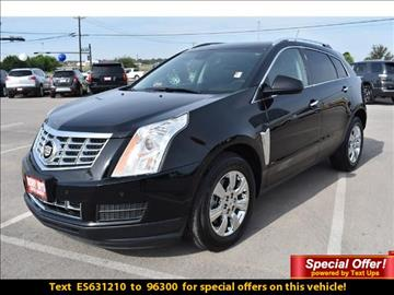 2014 Cadillac SRX for sale in Andrews, TX