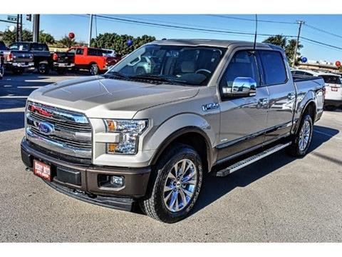 2017 Ford F-150 for sale in Andrews TX