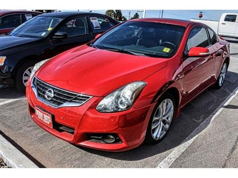 2011 Nissan Altima for sale in Andrews, TX