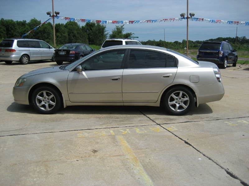 2005 nissan altima 2 5 s 4dr sedan in troy mo jd auto brokers. Black Bedroom Furniture Sets. Home Design Ideas