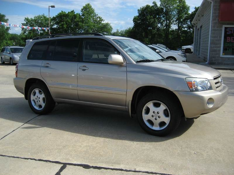 2006 toyota highlander limited awd 4dr suv w 3rd row in troy mo jd auto brokers. Black Bedroom Furniture Sets. Home Design Ideas