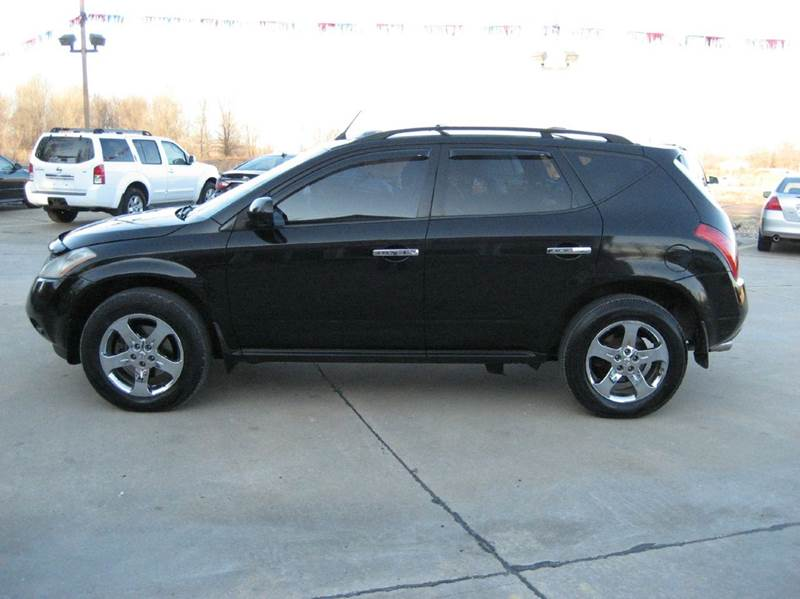 2005 nissan murano sl awd 4dr suv in troy mo jd auto brokers. Black Bedroom Furniture Sets. Home Design Ideas