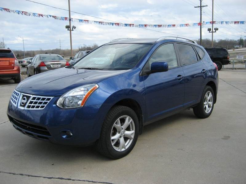 2009 Nissan Rogue Sl Awd Crossover 4dr In Troy Mo Jd