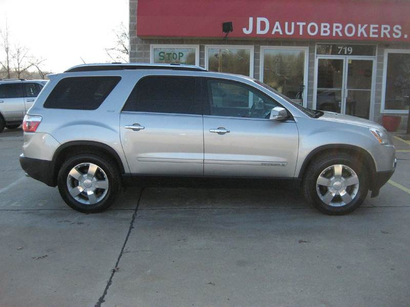 2008 gmc acadia slt 2 awd 4dr suv in troy mo jd auto brokers. Black Bedroom Furniture Sets. Home Design Ideas