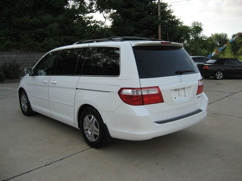 2005 honda odyssey ex l w dvd 4dr mini van and leather in. Black Bedroom Furniture Sets. Home Design Ideas