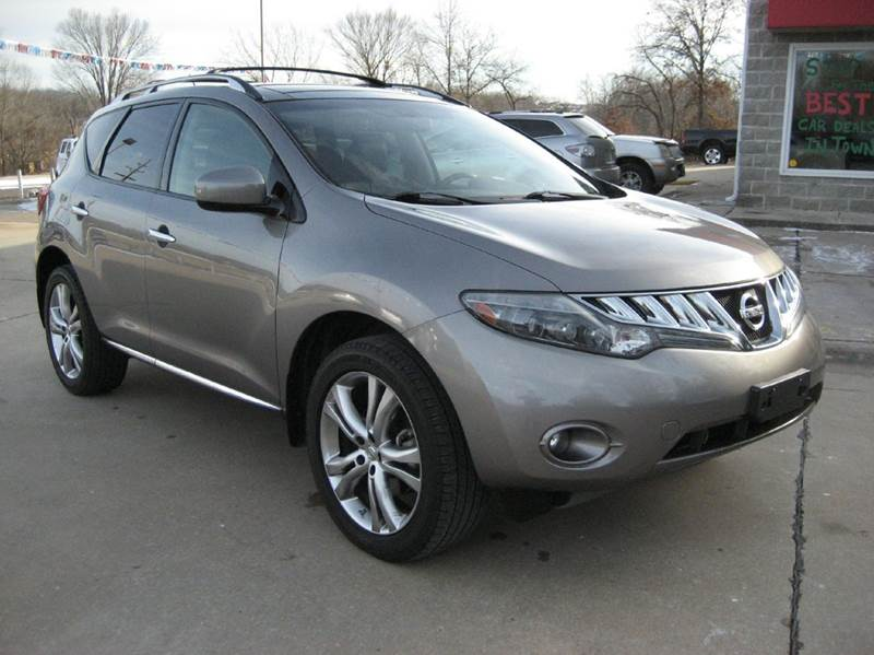 2009 nissan murano le awd 4dr suv in troy mo jd auto brokers. Black Bedroom Furniture Sets. Home Design Ideas