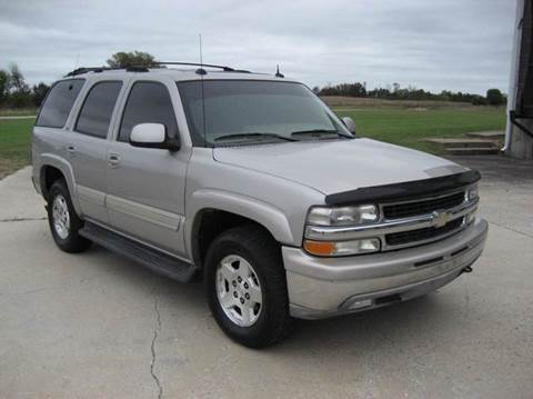 2004 Chevrolet Tahoe for sale in Troy, MO