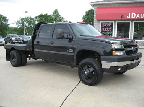 2006 Chevrolet Silverado 3500 For Sale Carsforsale Com