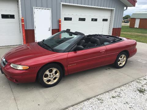 98 chrysler sebring convertible