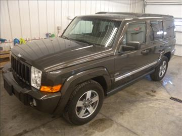 2006 Jeep Commander for sale in Macomb, IL