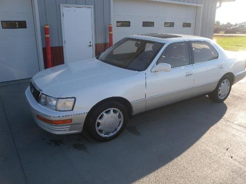 1992 Lexus LS 400 for sale in Macomb, IL