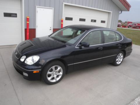 2001 Lexus GS 300 for sale in Macomb, IL