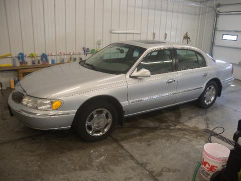 2001 Lincoln Continental for sale in Macomb, IL