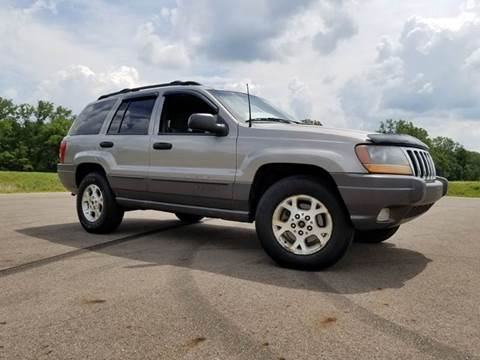 2001 Jeep Grand Cherokee for sale in Heath, OH
