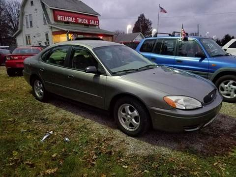 2004 Ford Taurus for sale in Heath, OH