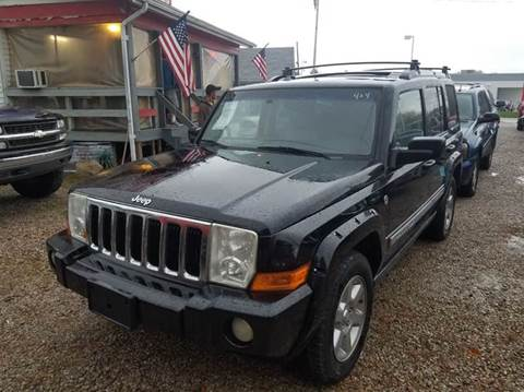 2006 Jeep Commander for sale in Heath, OH