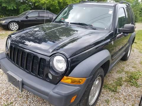 2006 Jeep Liberty for sale in Heath, OH