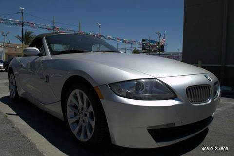 2007 BMW Z4 for sale in San Jose, CA