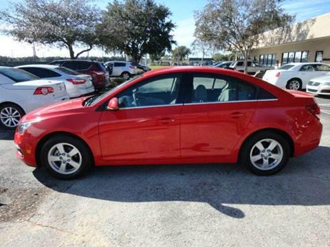 2016 Chevrolet Cruze Limited for sale in Ocoee, FL