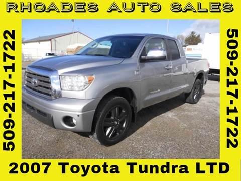 2007 Toyota Tundra for sale in Spokane Valley, WA