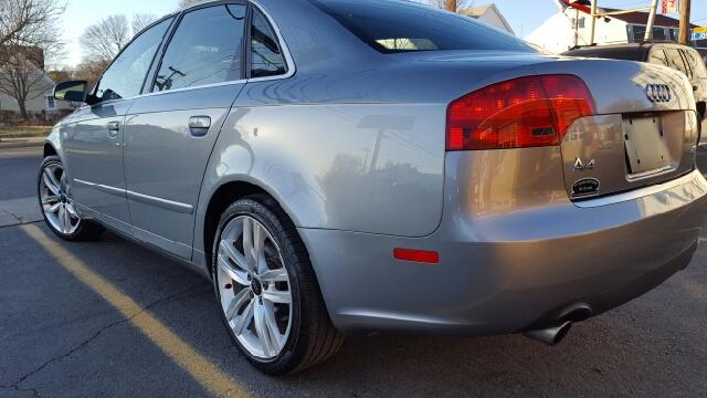 2005.5 Audi A4 2.0T Quattro   Road Test   Reviews   Car and Driver