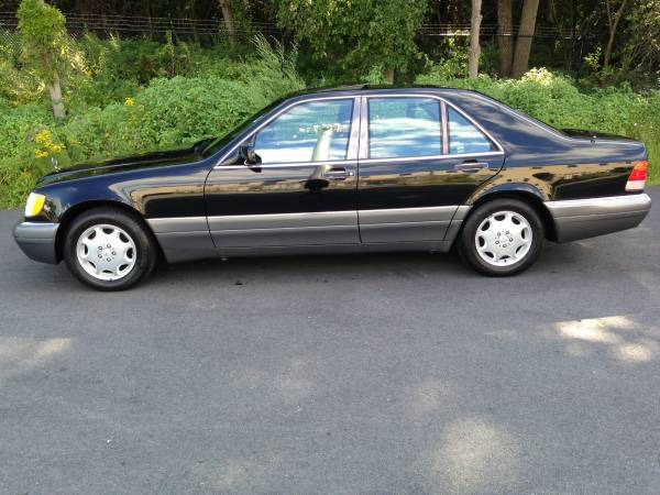 1995 mercedes benz s class s320 swb 4dr sedan in norwood for Mercedes benz norwood