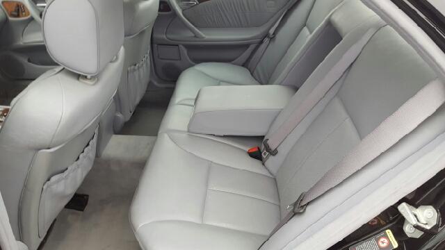 2001 Mercedes-Benz E-Class E 320 4dr Sedan - Norwood MA