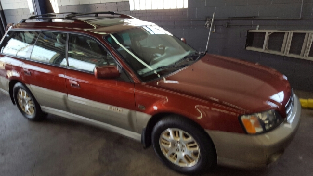 2002 Subaru Outback AWD L.L. Bean Edition 4dr Wagon - Norwood MA